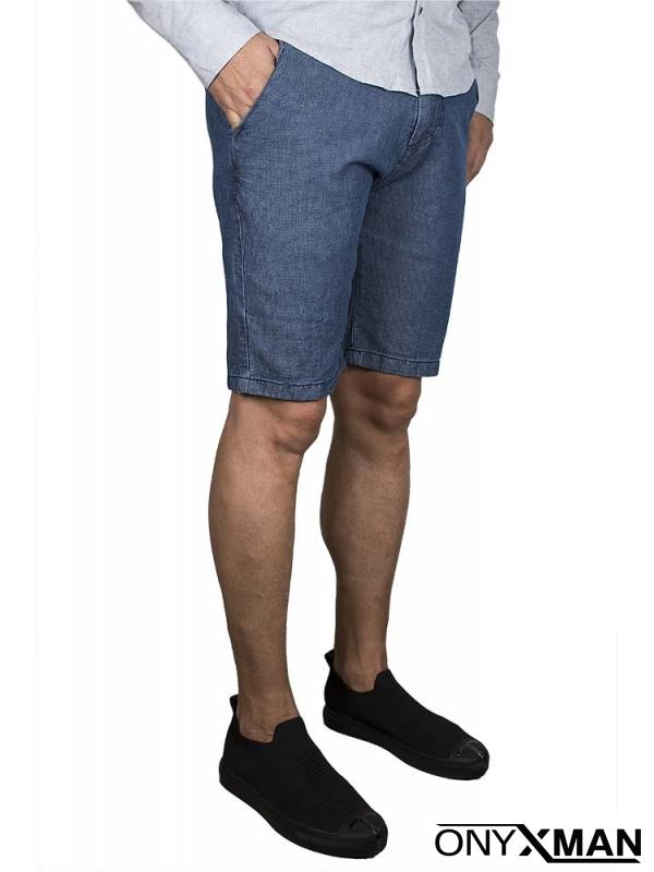 Спортно-елегантни къси панталонки