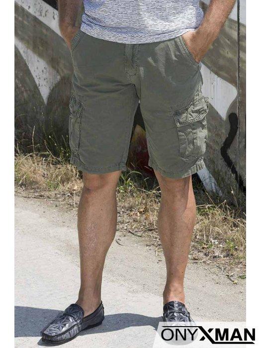 Къси карго панталони