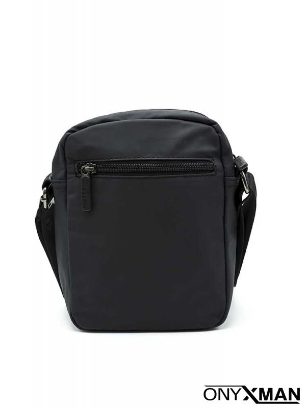 Мъжка чанта с широка дръжка