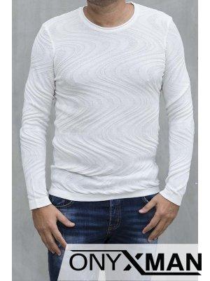 Стилна мъжка блуза