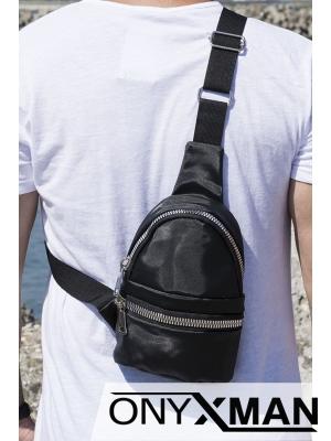 Мъжка чанта от полиестер № 610201