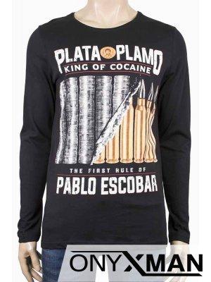 Мъжка блуза трико Pablo