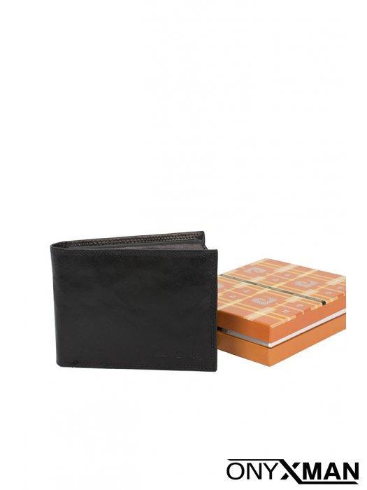 Мъжки класически портфейл №1606