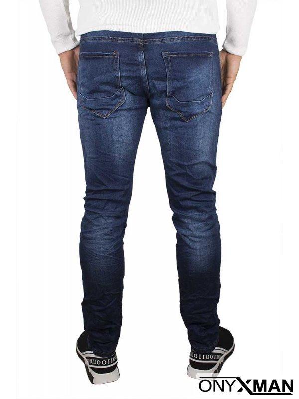 Сини дънкови панталони