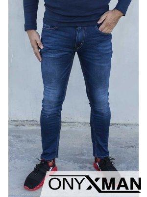 Сини дънкови панталони 51030