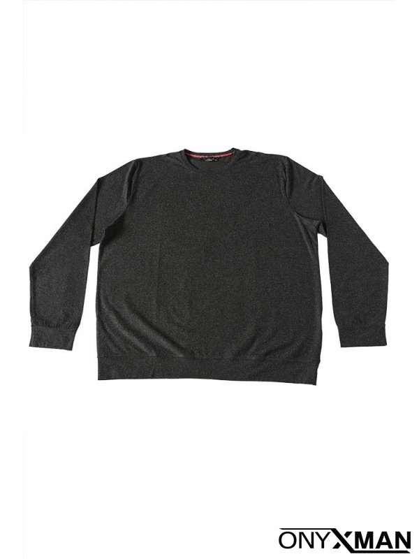Блуза в черно 1104121