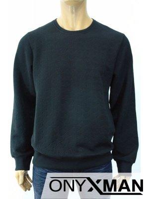 Плътна мъжка блуза