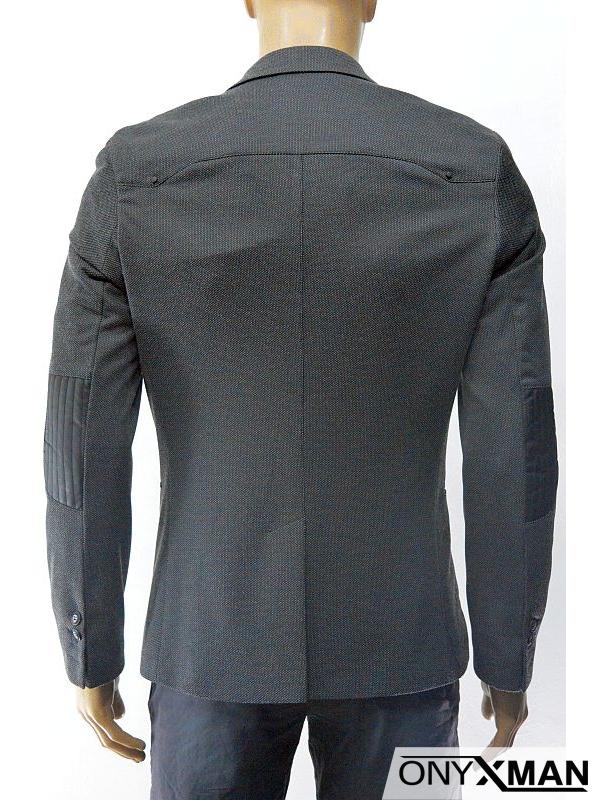 Вталено мъжко сако в два цвята