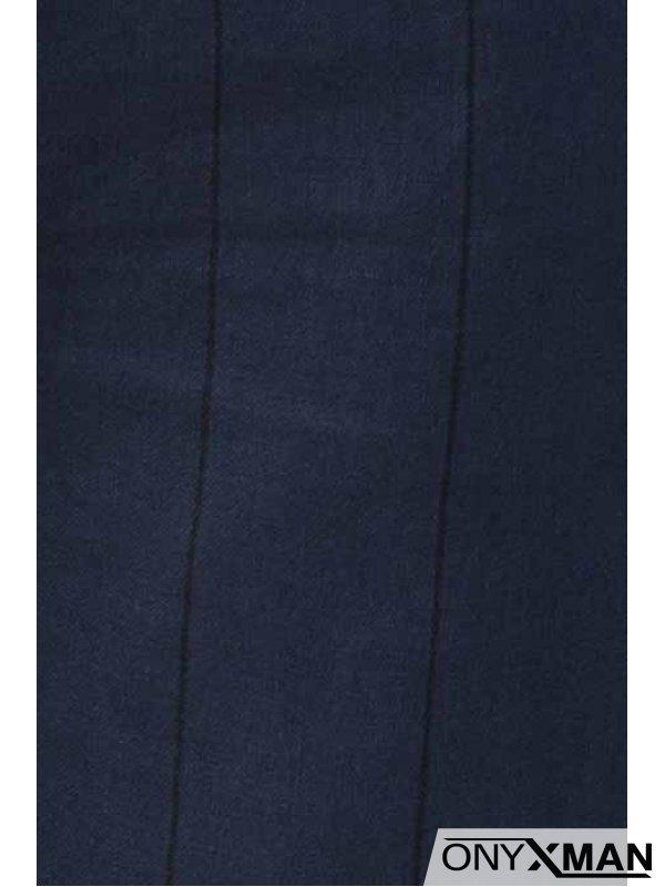 Семпъл втален мъжки панталон