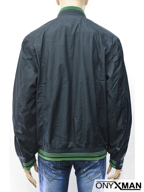 Спортно-елегантно мъжко яке в два цвята (от M до 4XL)