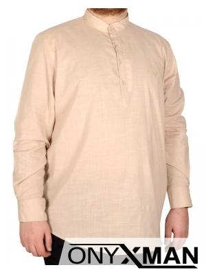 Модерна мъжка риза Големи Размери