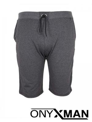 Макси къси сиви спортни панталони