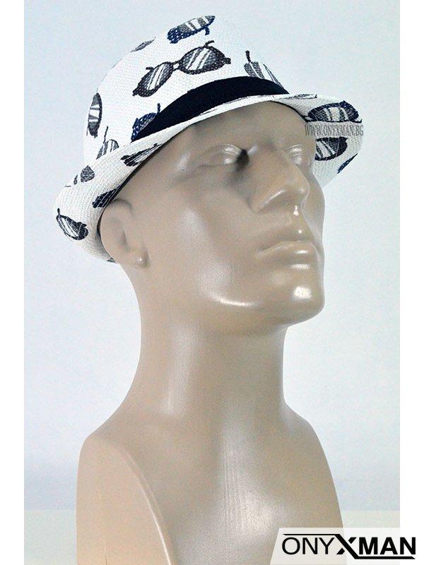 Стилна лятна мъжка шапка