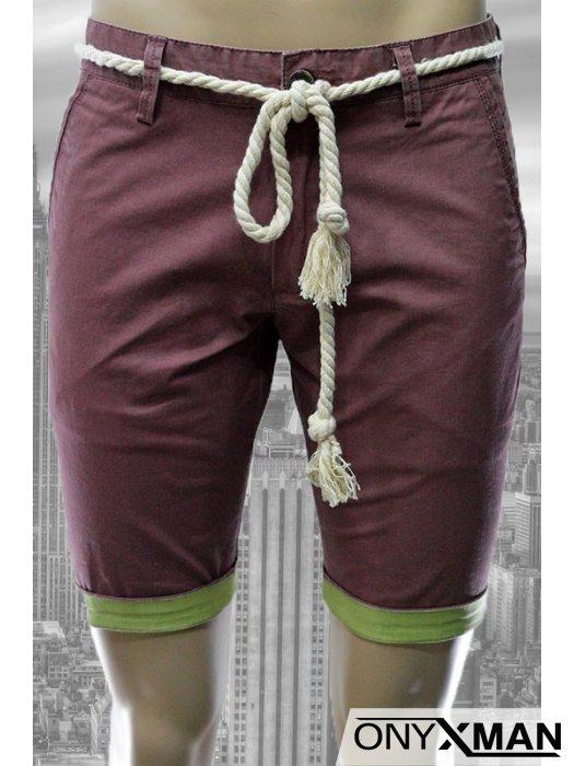 Мъжки къси панталони в три цвята