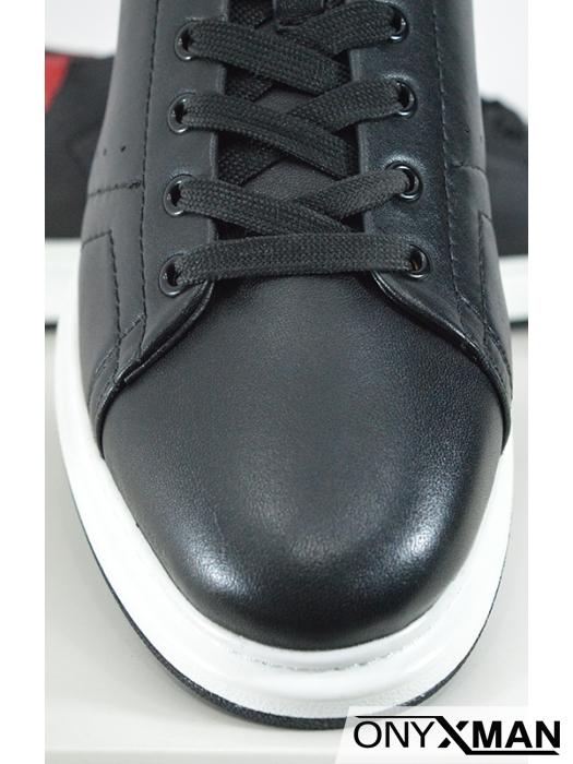Стилни мъжки обувки с връзки