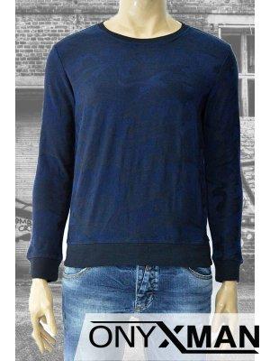 Мъжка блуза Камуфлаж