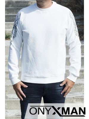 """Мъжка ватирана блуза """"Пера"""""""