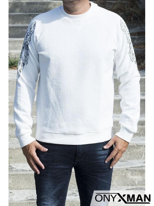 Мъжка ватирана блуза Пера