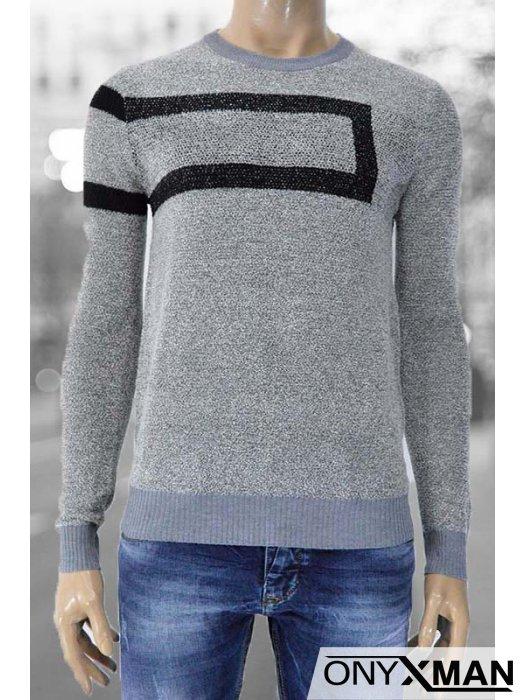 Мъжка блуза плетиво Иту