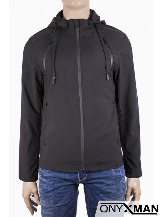 Мъжко яке с четири джоба