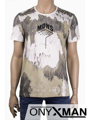 Мъжка тениска MONS