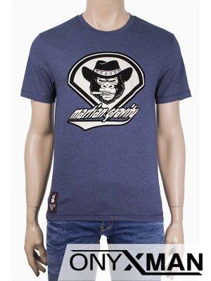 Мъжка тениска Monkey
