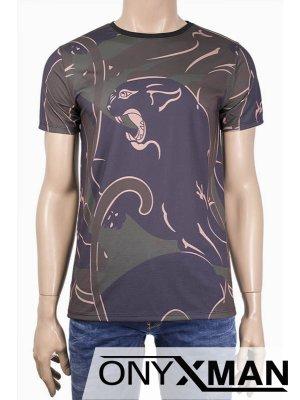 Мъжка тениска Panther