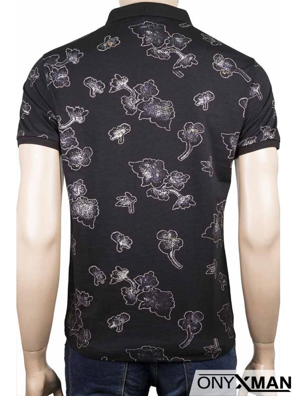 Мъжка стилна тениска